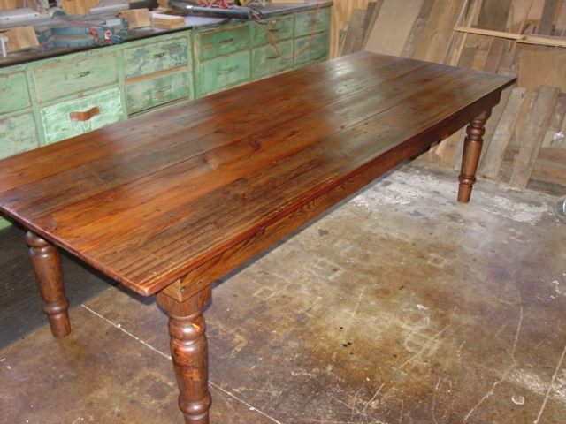 Primitivefolks Farm Tables Harvest Tables Kitchen Islands Folk Art And More Custom