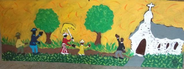 Primitivefolks Original Folk Art Paintings Amp Farm Tables